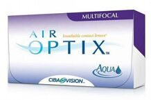 Air Optix Aqua Multi-Focal (3 шт.)