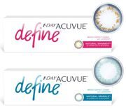 1 Day Acuvue Define (30шт.)